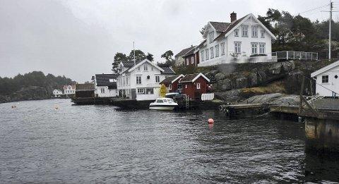 Sandøya: Tvedestrand kommune fikk et spørsmål om sikkerheten på en offentlig brygge på Hauketangen, og har nå gitt svar. Illustrasjonsfoto