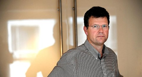 Admiistrerande direktør Ivar S. Fossum i Nordic Mining er nøgd med resultatet av emisjonen. FOTO: VIDAR RUUD, NTB SCANPIX