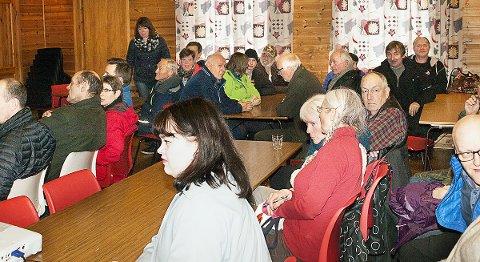 Oppdrett i Mistfjorden har vakt sterkt lokalt engasjement. Fra stiftelsesmøtet til aksjon Rein Mistfjord!