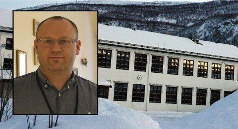 Stein Ole Rørvik, konstituert kommunedirektør i Saltdal kommune.
