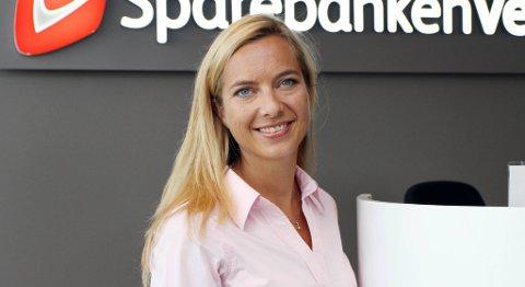 Marianne Frønsdal er forbrukerøkonom i Sparebanken Vest. FOTO: PRIVAT
