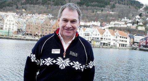 Inge Andersen er generalsekretær i Norges Idrettsforbund og fast spaltist i BA
