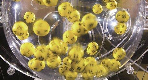 En mann fra Norge stakk av med toppgevinsten i Eurojackpot fredag.