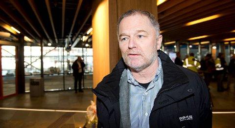 Oddmund Sylta, direktør i Skyss. (Arkivfoto: Rune Johansen)