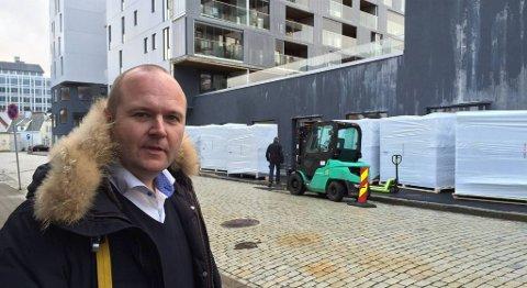 Thomas Sandland slepp å betale erstatning til samarbeidspartnaren på Radøy, slår lagmannsretten fast. FOTO: SVEIN TORE HAVRE