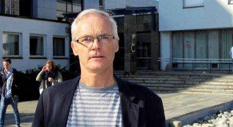 Lars Sørgard er utnevnt til konkurransedirektør for de neste seks årene. FOTO: ANDREAS SLETTEVOLD
