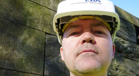 Direktør Hans Martin Moxnes i Entreprenørforeningen Bygg  Anlegg, Vestenfjelske avdeling.