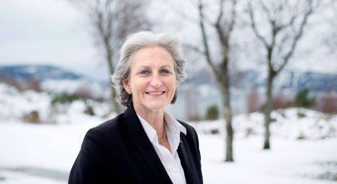 Administrerende direktør Vibeke Hammer Madsen i Virke mener dte forskes altfor lite på tjenesteyting. Nå har hun tatt sete i styret for forskiningsprogrammet CSI ved NHH. FOTO: SKJALG EKELAND