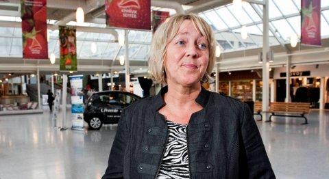 Ordfører Astrid Aarhus Byrknes i Lindås og hennes kolleger i de andre Nordhordlands-kommunene fortsetter kampen for å få Statoil til å ombestemme seg. FOTO: EIRIK HAGESÆTER