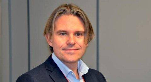 Vegar Styve, administrerende direktør i Frende Forsikring, forventer ytterligere vekst i resultatet fremover. FOTO: FRENDE FORSIKRING