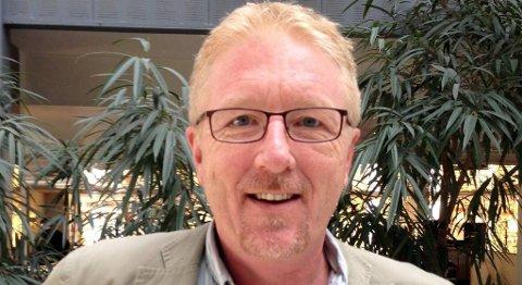 Kai Aage Pedersen skal styre NRK på Vestlandet. FOTO: ASLE VEIEN, FIRDA