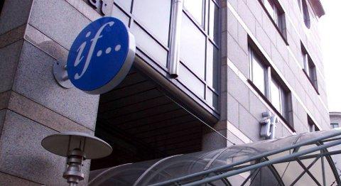 If Skadeforsikring omorganiserer. Det rammer seks ansatte i Bergen. ARKIVFOTO, BA