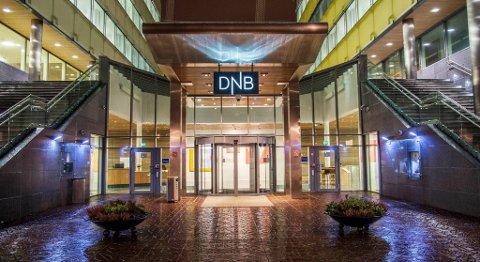 DNB leverer svært gode resultater. Likevel skal staben reduseres med 600 ansatte. FOTO: EIRIK HAGESÆTER