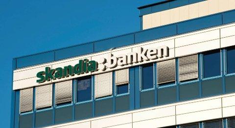 Skandiabanken, som holder til i Fyllingsdalen i Bergen, låner stadig mer ut til sine kunder. FOTO: MARIT HOMMEDAL, NTB SCANPIX