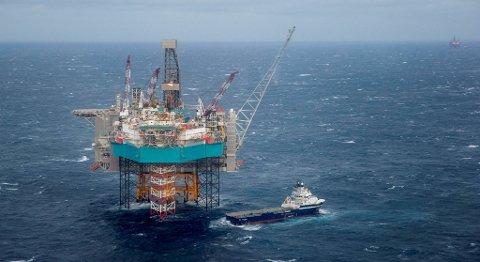 En ny rapport forteller at hele 50.000 jobber innen oljeindustrien vil være borte før næringen igjen vil ha behov for å ansette. FOTO: HÅKON MOSVOLD LARSEN, NTB SCANPIX