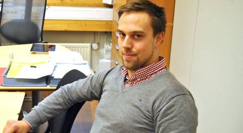 – Vi har vært kritiske til flere av endringene, sier lederen i Unionen fagforening, Mads Kleven. FOTO: SVEIN TORE HAVRE
