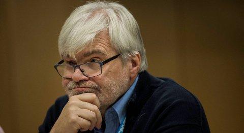 – Det meste regjeringen har gjort går i disfavør av arbeidstakerne, sier leder Leif Sande i Industri Energi. FOTO: CARINA JOHANSEN, NTB SCANPIX