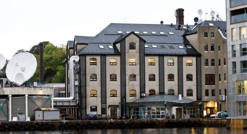 Analyseselskapet Oslo Economics mener en rapport overdriver merkostnadene TV2 har ved å holde til i Bergen. FOTO: RUNE JOHANSEN