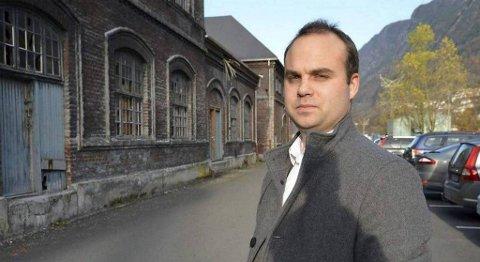 Daglig leder Eirik Espe i Wellguard forteller at selskapet nå utvikler nye produkter innenfor brønnplugging.
