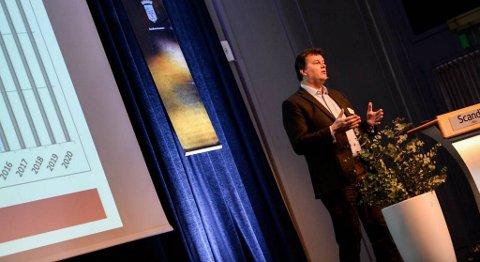 – I et klimaperspektiv er det norsk oljeproduksjon som må stenges sist, sier nestleder Hans-Christian Gabrielsen i LO.