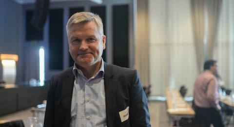 Statoils direktør for områdeutvikling, Torje Saur, forteller at selskapet nå vurderer å bygge ut Lavrans-feltet i Norskehavet.