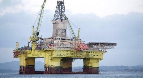 COSL reagerer kraftig på Statoils terminering av kontrakten med COSL Innovator. FOTO: MAGNE TURØY
