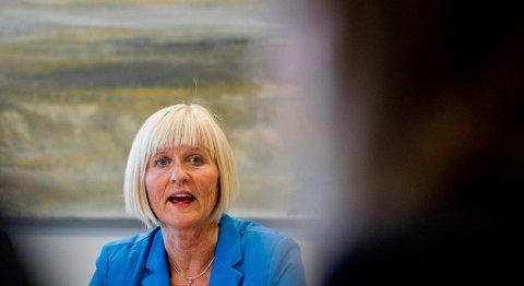 – Det beste som kan bli sagt om Statoil-bonusene er at når selskapet har råd til å betale utbytte til eierne på hele 23 milliarder kroner, er det både rett og rimelig at det drypper litt på de ansatte, sier Unio-leder Ragnhild Lied. FOTO: VEGARD GRØTT, NTB SCANPIX