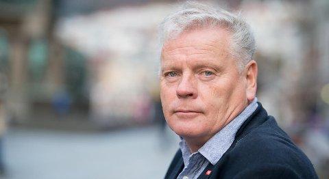 Jan Davidsen, leder i pensjonistforbundet.