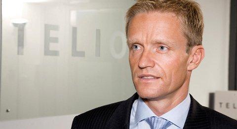 Administrerende direktør i Nextgentel, Eirik Lunde, varsler nedbemanning.