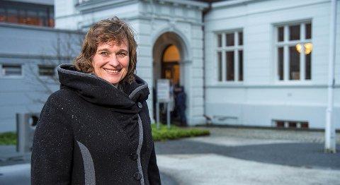 Viserektor for utdanning ved UiB, Oddrun Samdal. FOTO: EIRiK HAGESÆTER