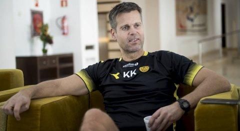 Bodø/Glimts Kjetil Knutsen ble «Årets trener»