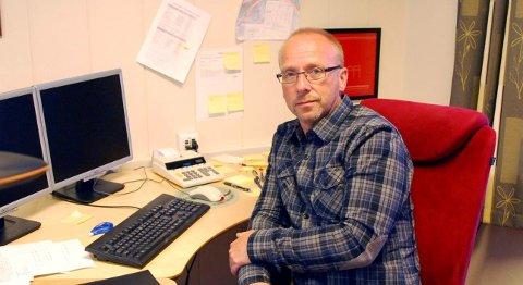 SØKER: assisterende kommunedirektør Børge Grønlund er en av søkerne til stillingen som økonomisjef ved Nordkappregionen Havn