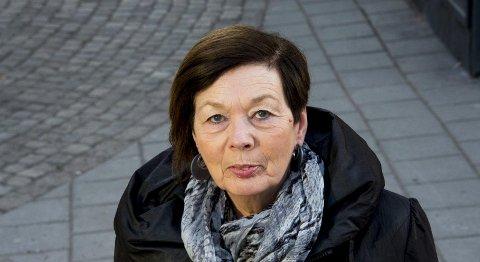 Anne-Beth Brekke Tvedt, leder for Barnevernet, sier de tar varslet om tvangsmulkt alvorlig.