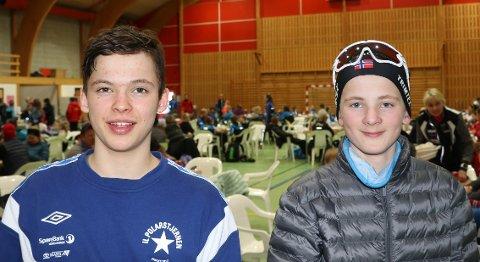 Alexander Mietienen  (13) ble finnmarksmester i sprint, og tidligere i vinter ble Magnus Mietinen (13) finnmarksmester i 2 km klassisk.