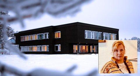 STOR PÅGANG: Ved Sanks, Sámi klinihkka, har de måttet legge om driften for å få tatt imot flere barn som har det tungt i koronaperioden. Overlege Arnhild Somby har opplevd at barn ned i tiårsalderen har trengt hjelp med selvmordstanker.