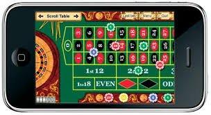 Illustrasjon: Spill casino på telefon