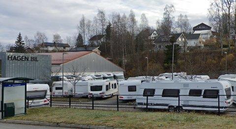 FERSKET: De to mennene fra Østfold endte i arresten på Hamar etter kebabtur til Oslo som endte med tyveriforsøk i Gjøvik.