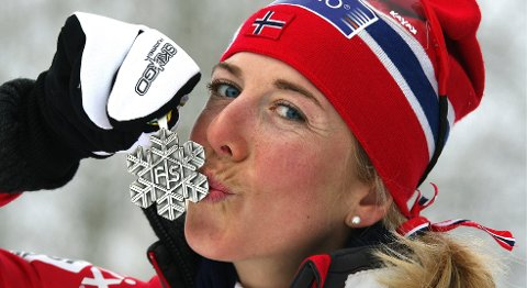 SØKER: Kristin Størmer Steira er OL- og VM-vinner i langrennsstafett. Nå søker hun jobb i Innlandet fylkeskommune.