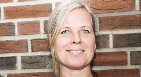 Kirsti Danielsen er markedsansvarlig på Nøtterøy Kulturhus.