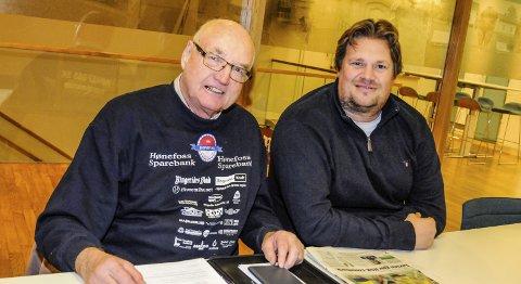 Jan Erik Gulbrandsen er gjenvalgt som styreleder i HSK.