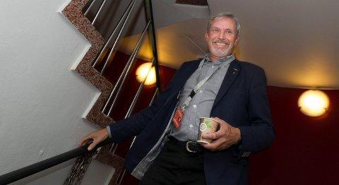 Ordfører i Hole Per R. Berger