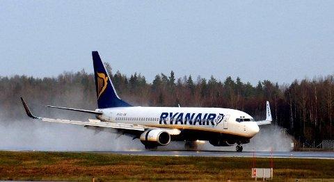 PAUSE: Ryanair innstiller alle avganger til og fra Italia og også sine innenriksfly i Italia fram til 8. april.