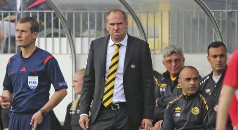 Eks-Lillestrøm-trener Magnus Haglund trener et Elfsborg-lag som er ute av form.