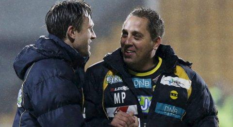 Magnus Powell og Egersund satser hardt på å rykke opp denne sesongen. Med seier i kveld ligger de kun to poeng bak serieleder Ull/Kisa.