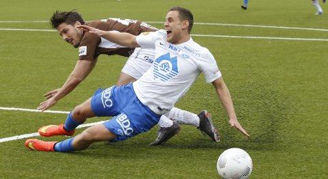 Vår tippeekspert mener at VIF kan overraske mot Molde på bortebane  lørdag.