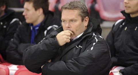 Roar Johansen er trener for Bærum denne sesongen.