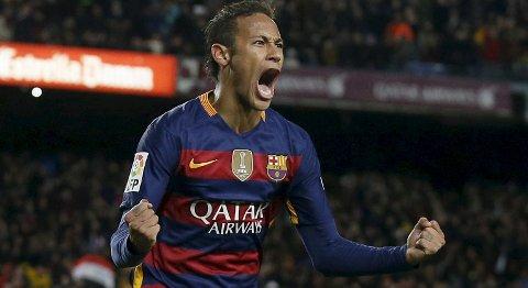 Neymar og Barcelona virker helt uslåelige.
