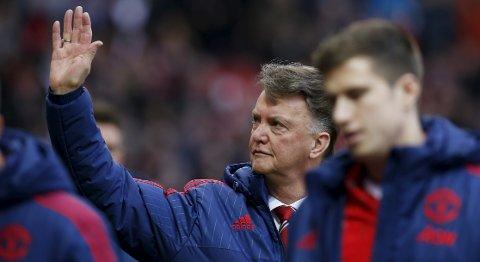 Fremtiden til  Manchester United-manager Louis Van Gaal er usikker - uansett hvordan det går i fredagens cupkamp mot Derby.