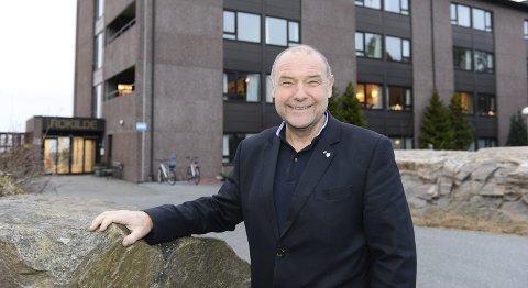 – Vi har prioritert å gjøre det som vies og som får folk til å trives, sier eiendomssjef Roald Røsand i Kristiansund kommune.