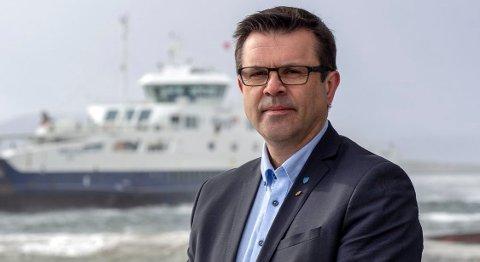 Frank Sve har ikke mye til overs for Senterpartiets distriktspolitikk.